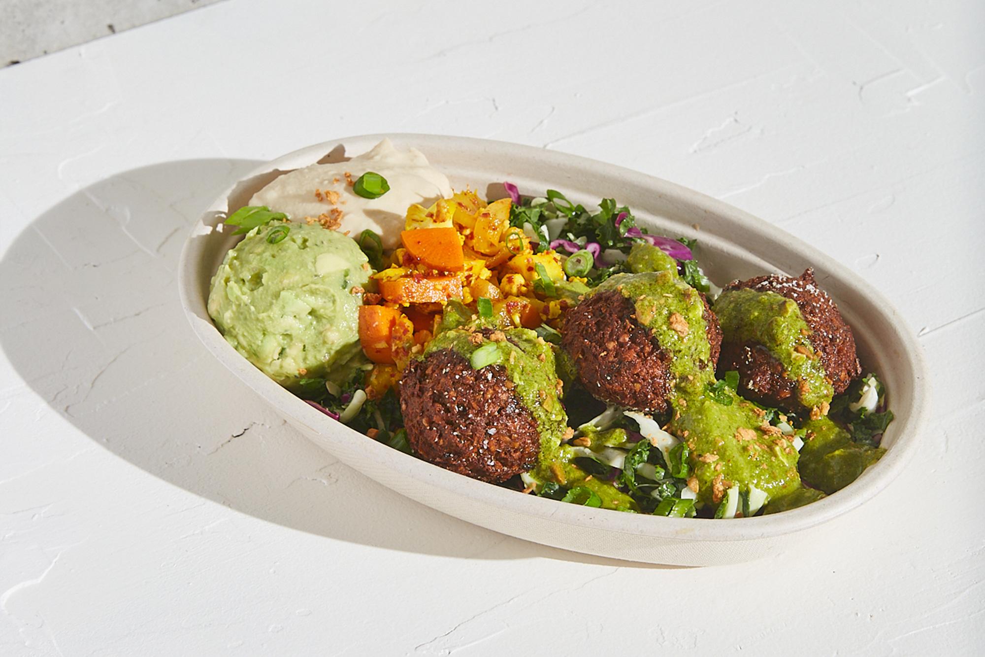 Vegetarian, Vegan, Paleo and Gluten-Free Bols